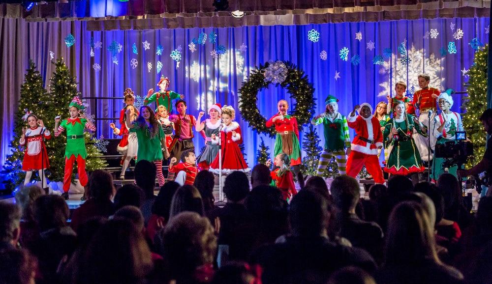 A Christmas Melody recita