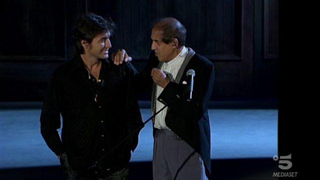 Adrian diretta 7 novembre - Celentano e Luciano Ligabue a Rockpolitik