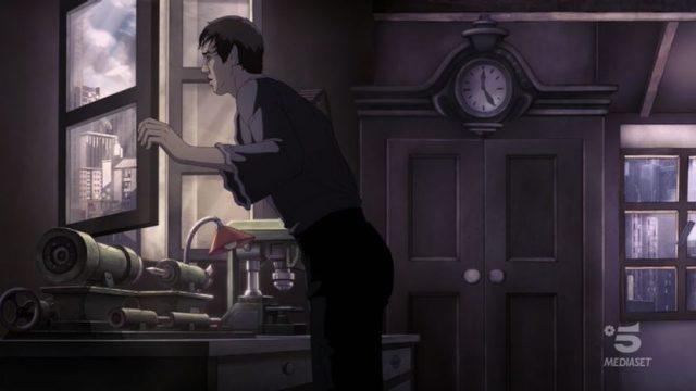 Adrian diretta 7 novembre - Celentano ritorna su Canale 5 - La puntata della serie animata