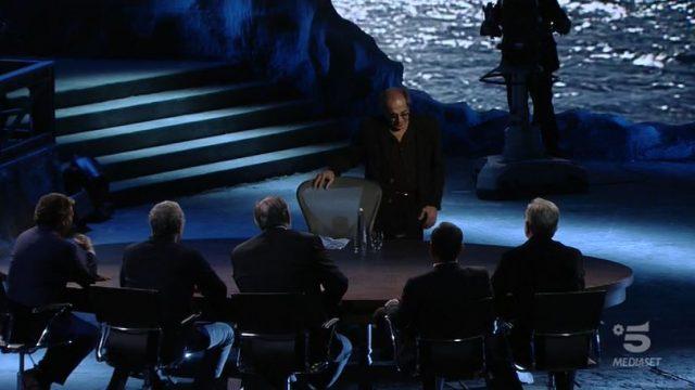 Adrian diretta 7 novembre - Celentano ritorna su Canale 5 - L'apertura con gli ospiti