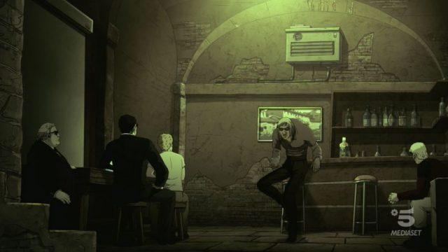 Adrian diretta 7 novembre - Nella serie animata la tv privata prova le trasmissioni nazionali e fa una crociata contro gli ogm