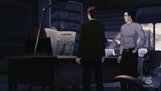 Adrian diretta 7 novembre - Riprende la serie animata di Adriano Celentano - Dranghestein assoggetta il Parlamento