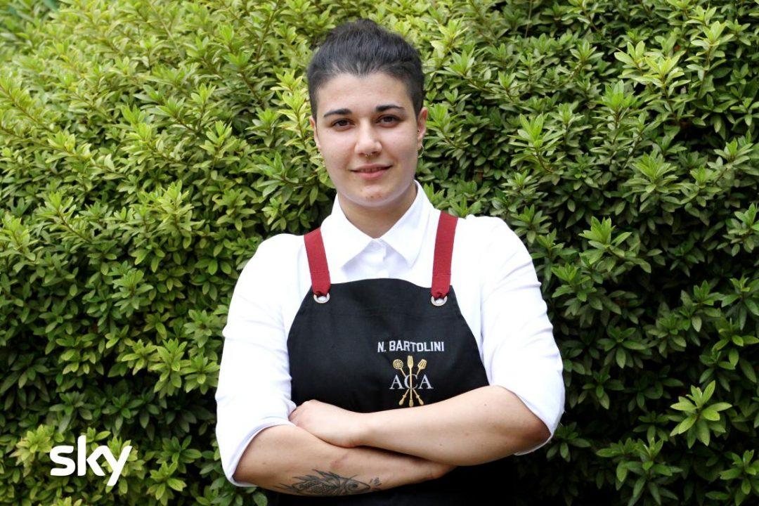 Antonino Chef Academy puntate NICOLE BARTOLINI (5)