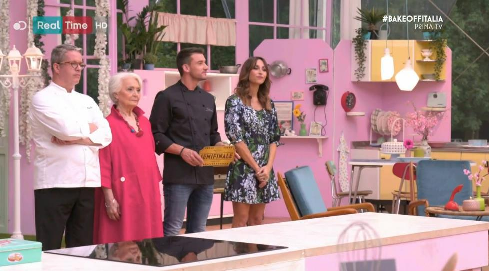 Bake Off Italia 15 novembre - primo Golden Ticket