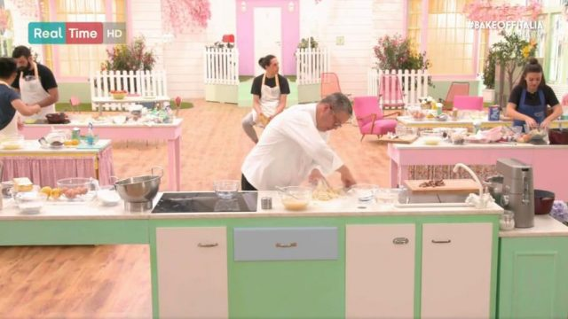Bake Off Italia 15 novembre - seconda prova