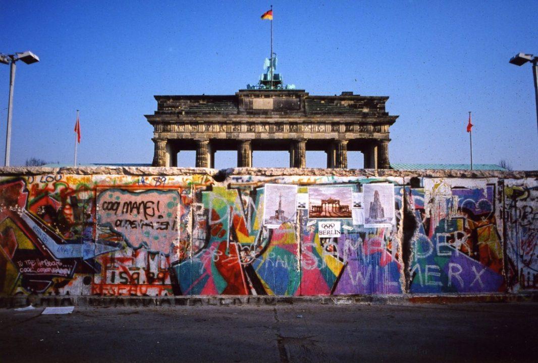 Berlino 1989-2019 programmazione tv