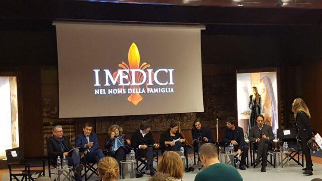 I Medici Nel nome della famiglia - Le dichiarazioni durante la conferenza stampa