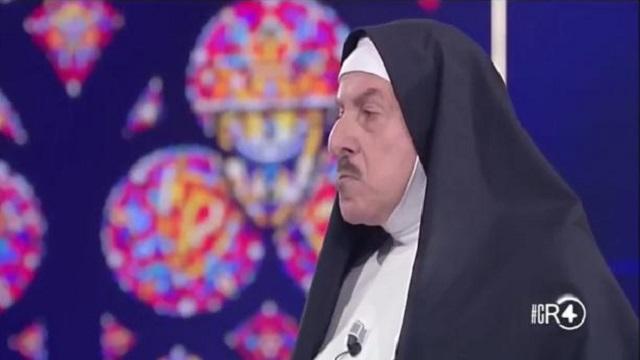 Cr4 La Repubblica delle Donne recensione Massimo Lopez