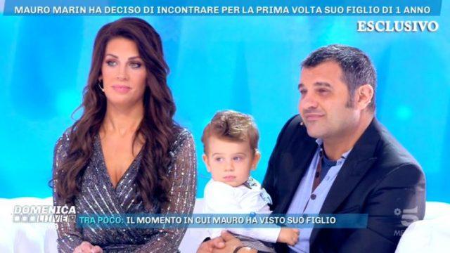 Domenica Live 3 novembre 2019 - Mauro Marin, Jessica e Brando