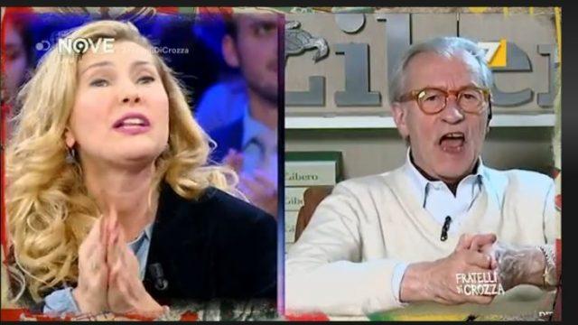 Fratelli di Crozza 22 novembre - L'imitazione di Vittorio Feltri in chiusura di puntata