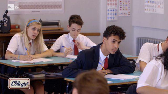 Il collegio 4 diretta 26 novembre esame