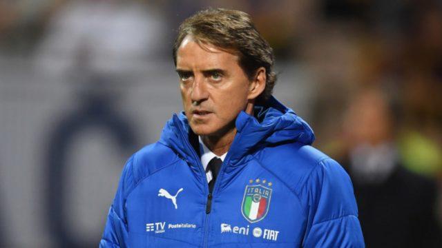 Italia - Armenia Roberto Mancini