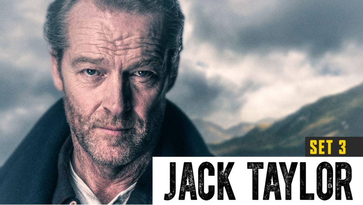 Jack Taylor serie tv