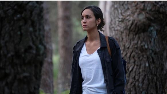 La caccia Monteperdito puntata 17 novembre - Megan Montaner