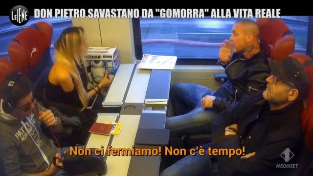 Le Iene Show 24 novembre 2019 diretta - Lo scherzo a Fortunato Cerlino il Pietro Savastano di Gomorra