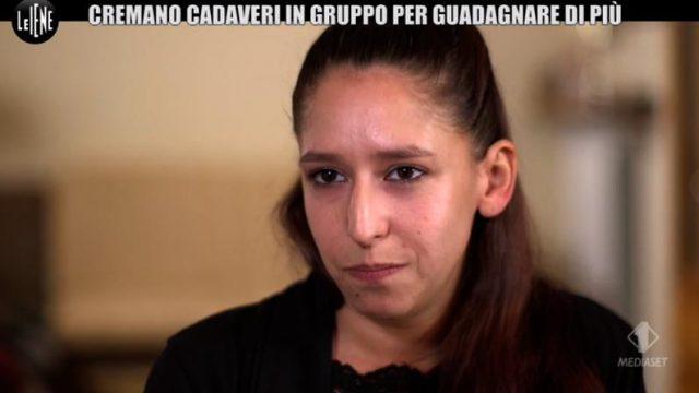 Le Iene Show 3 novembre 2019 - La ditta Ravetti crema cadaveri in gruppo