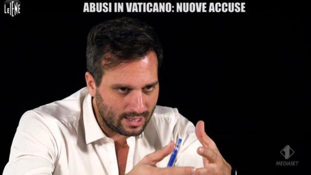 Le iene show 17 novembre - Abusi in vaticano