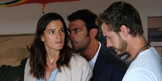 L'isola di Pietro 3 puntata 22 novembre Francesco Arca Chiara Baschetti Raniero Monaco di Lapio