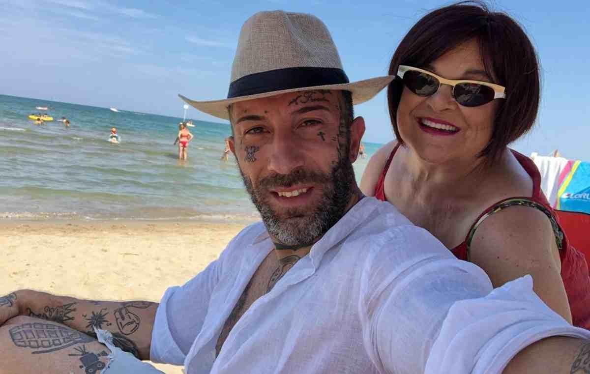 Live - non è la D'Urso 11 novembre Stefania Pezzopane e Simone Coccia Colaiuta