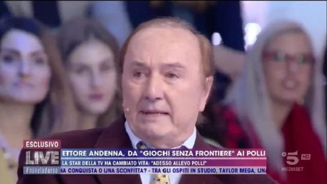 Live Non è la D'Urso diretta 18 novembre andenna