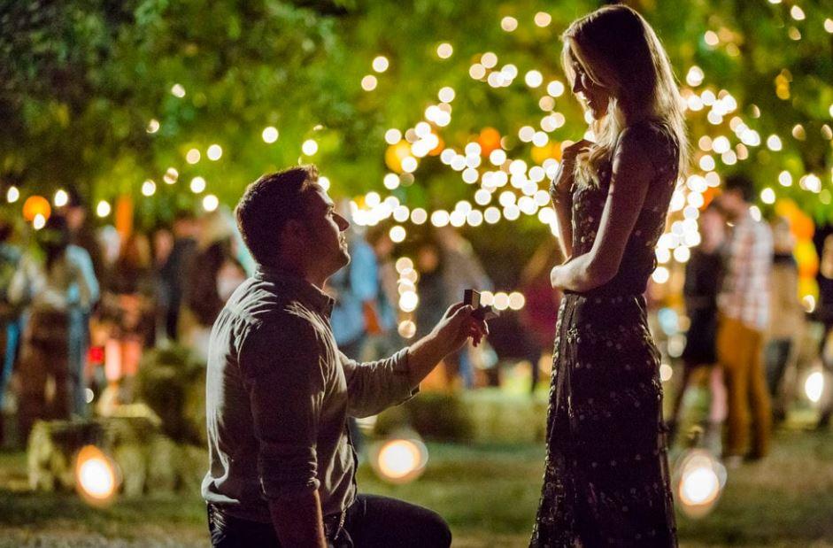 Luna di settembre proposta di matrimonio