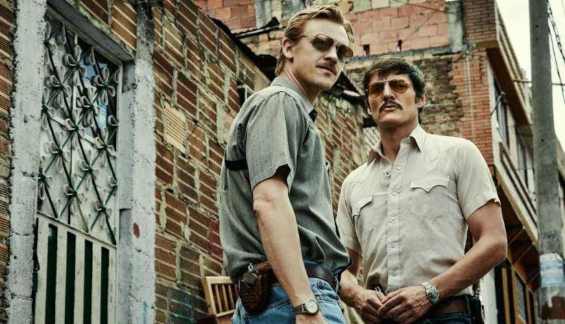 Narcos serie tv Rai 4 quante puntate