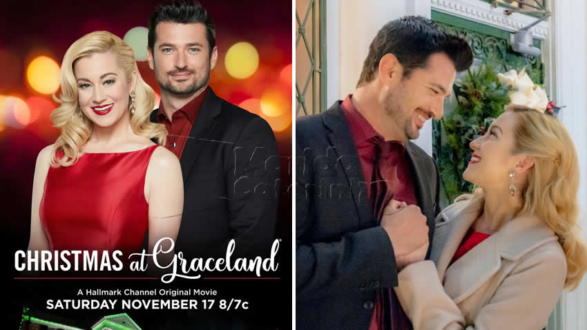 Natale a Graceland Tv8