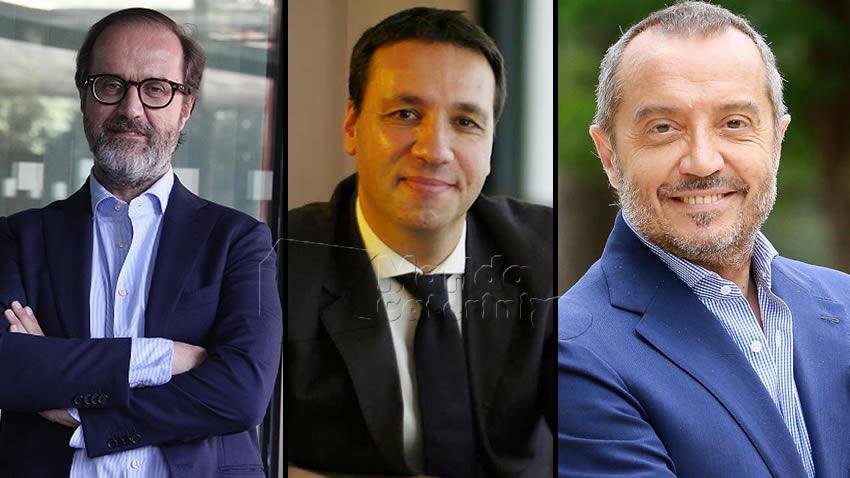 Prossime nomine Rai Stefano Coletta Marcello Ciannamea Franco Di Mare