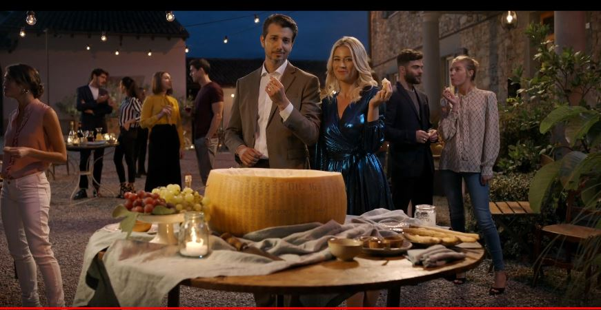 Spot TV Parmigiano Reggiano - Con Cracco, Leotta e Di Francisca