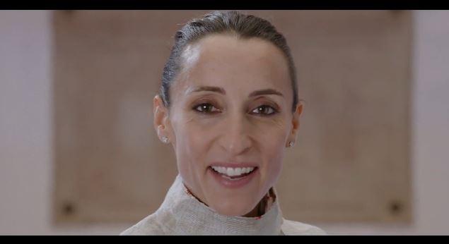 Spot TV Parmigiano Reggiano - Elisa Di Francisca