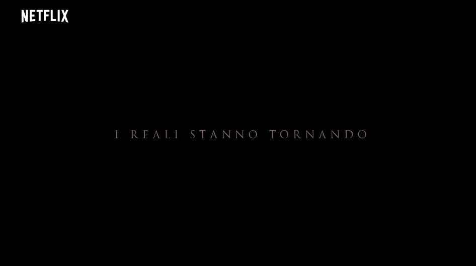 Spot Tv Emanuele Filiberto i reali stanno tornando