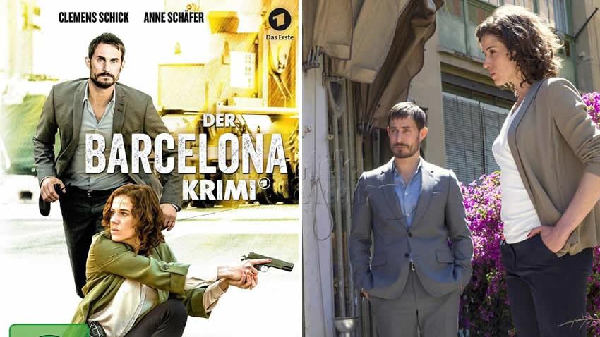 Squadra Omicidi Barcellona Intrighi e poteri