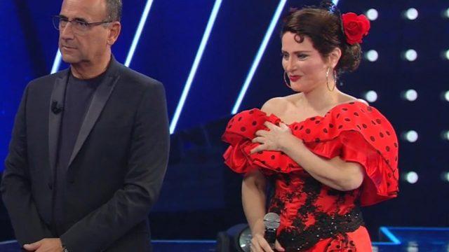 Tale e quale show 1 novembre 2019 - Tiziana Rivale
