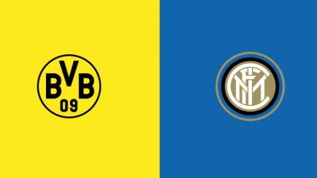 UEFA Champions League Borussia Dortmund - Inter