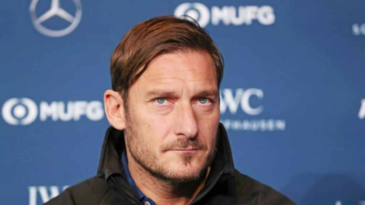 Un Capitano Pietro Castellitto fiction Francesco Totti