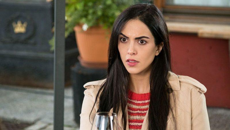 Un passo dal cielo 5 ultima puntata Rocio Munoz Morales