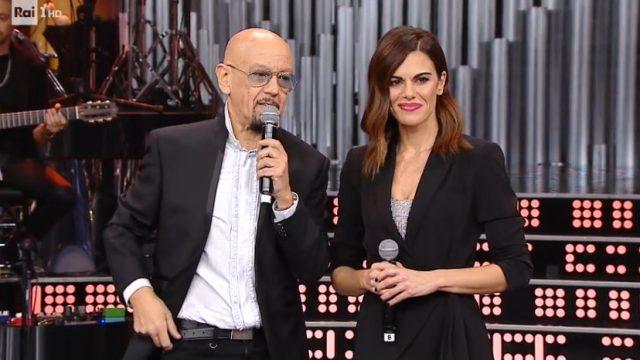 Una storia da cantare 23 novembre diretta - Omaggio a Lucio Dalla