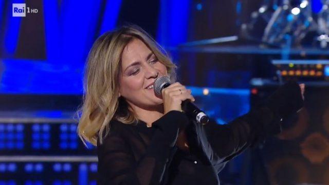 Una storia da cantare 23 novembre diretta - Irene Grandi canta Stella di mare