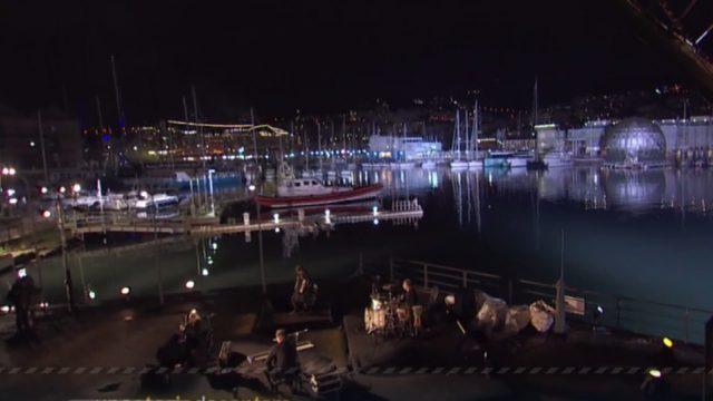 Una storia da cantare recensione - Genova il porto vecchio