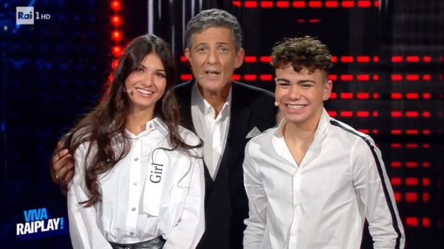 Viva RaiPlay! 8 novembre diretta - L'ultima puntata di Fiorello su Rai1- Il monologo sui figli e l'arrivo di Luciano Spinelli con Elisa Maino