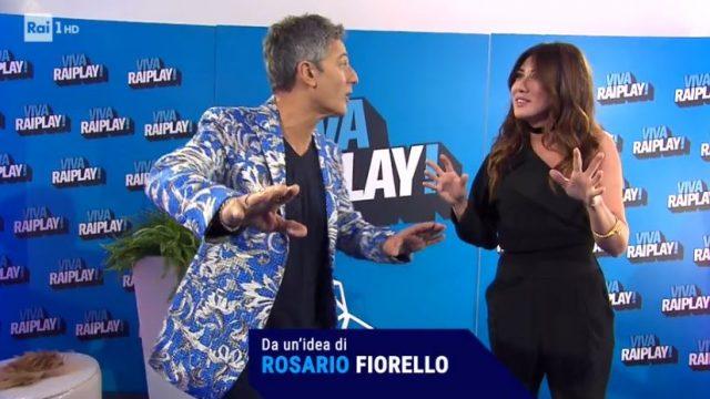 Viva RaiPlay! 8 novembre diretta - L'ultima puntata di Fiorello su Rai1 - Le prove con Virginia Raffaele