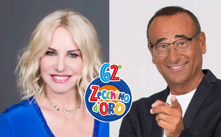 Zecchino d'oro 2019 Antonella Clerici e Carlo Conti
