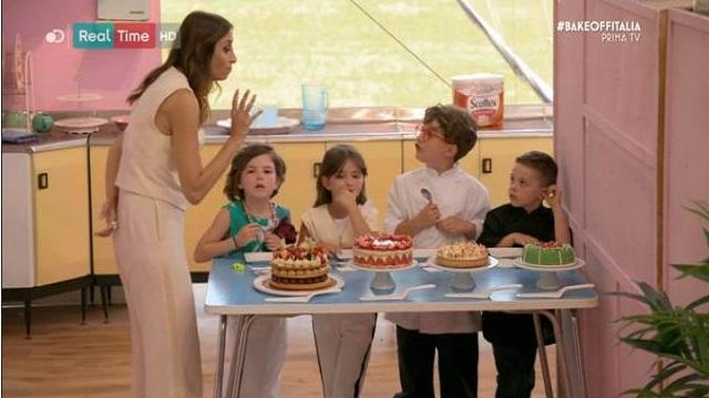 bake off italia bambini