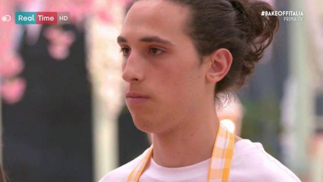 bake off italia 7 diretta ultima puntata riccardo