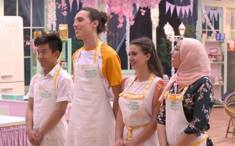 bake off italia 7 diretta 29 novembre