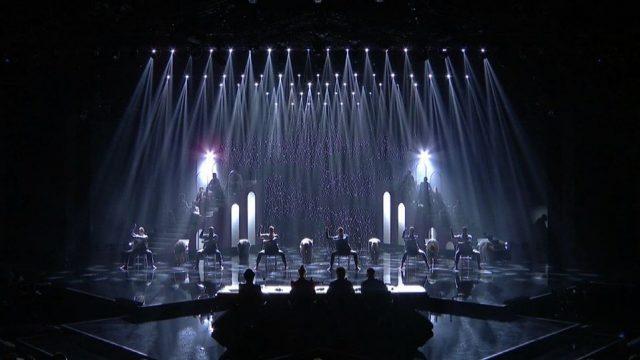 x factor live 28 novembre