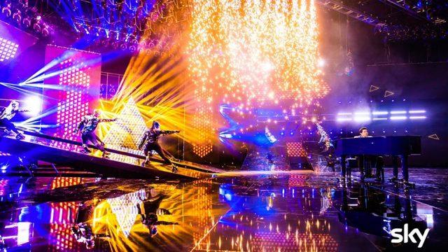 x factor live diretta 14 novembre