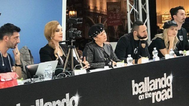 Ballando on the road 2019 - la giuria