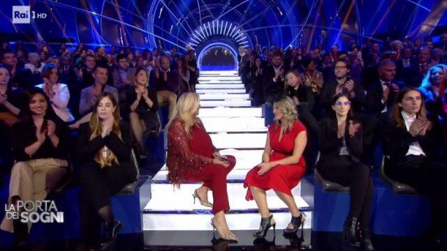 La porta dei sogni diretta 20 dicembre - Veronica incontra Andrea Bocelli