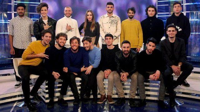 Sanremo Giovani diretta finale 19 dicembre - Conduce Amadeus